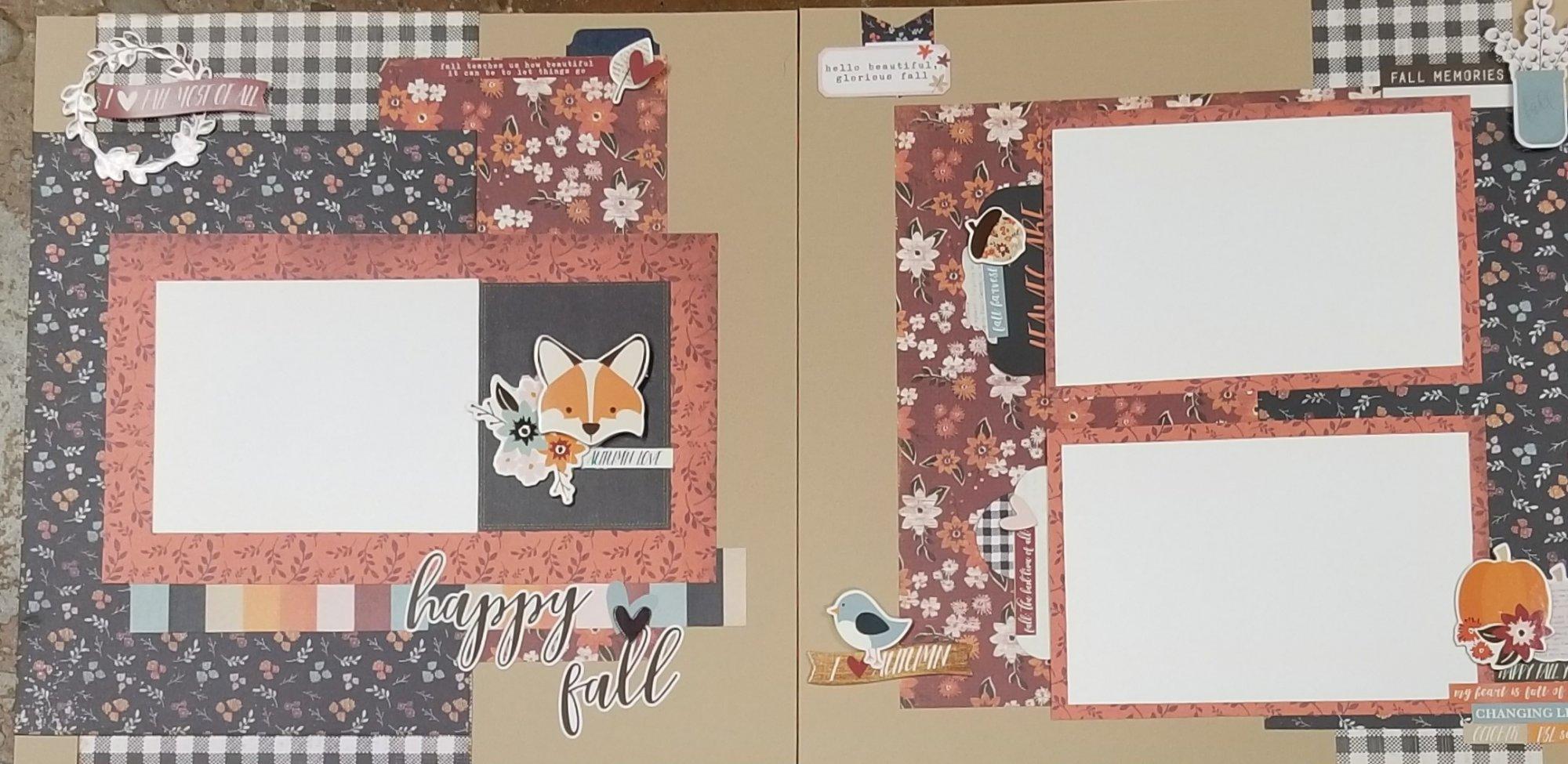 Happy Fall (Sample)