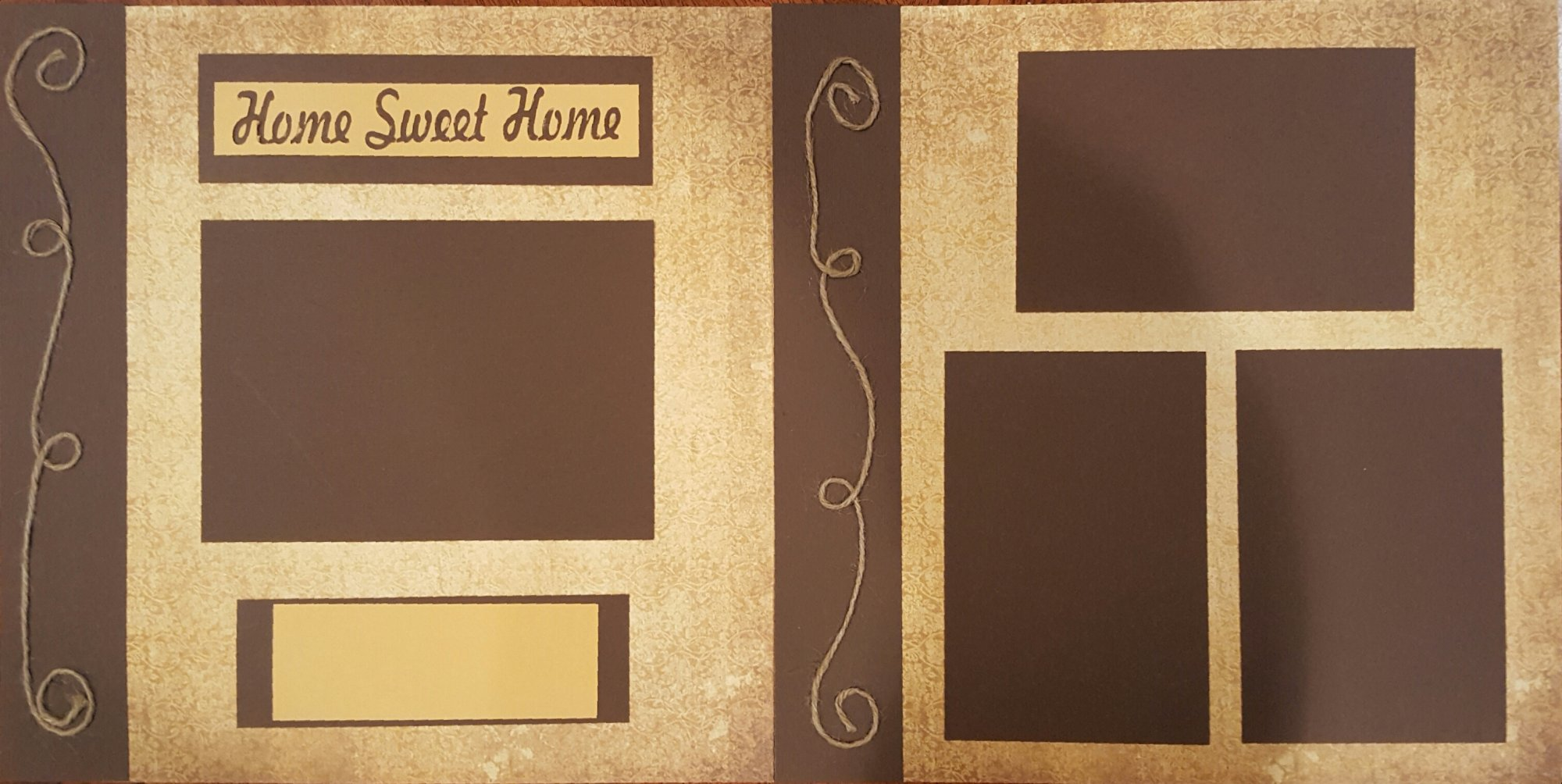 Home Sweet Home (Sample)