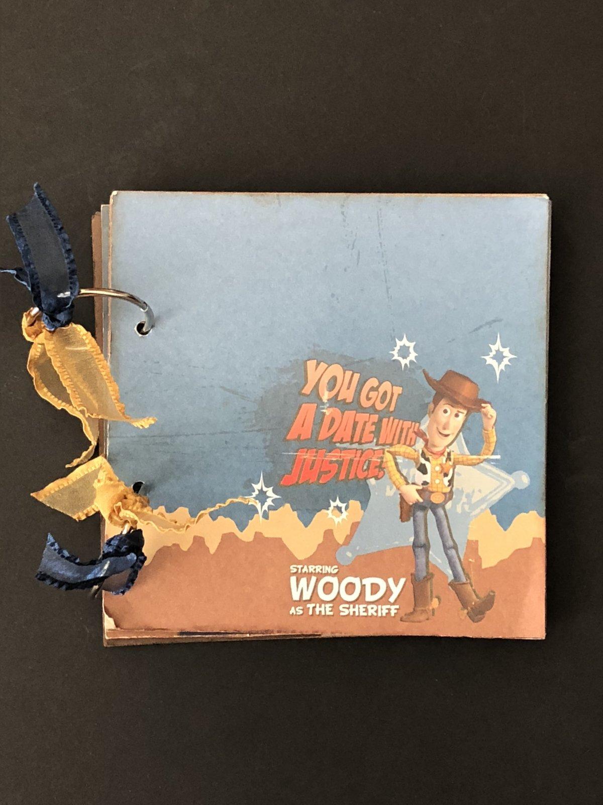 Woody Mini Album Kit