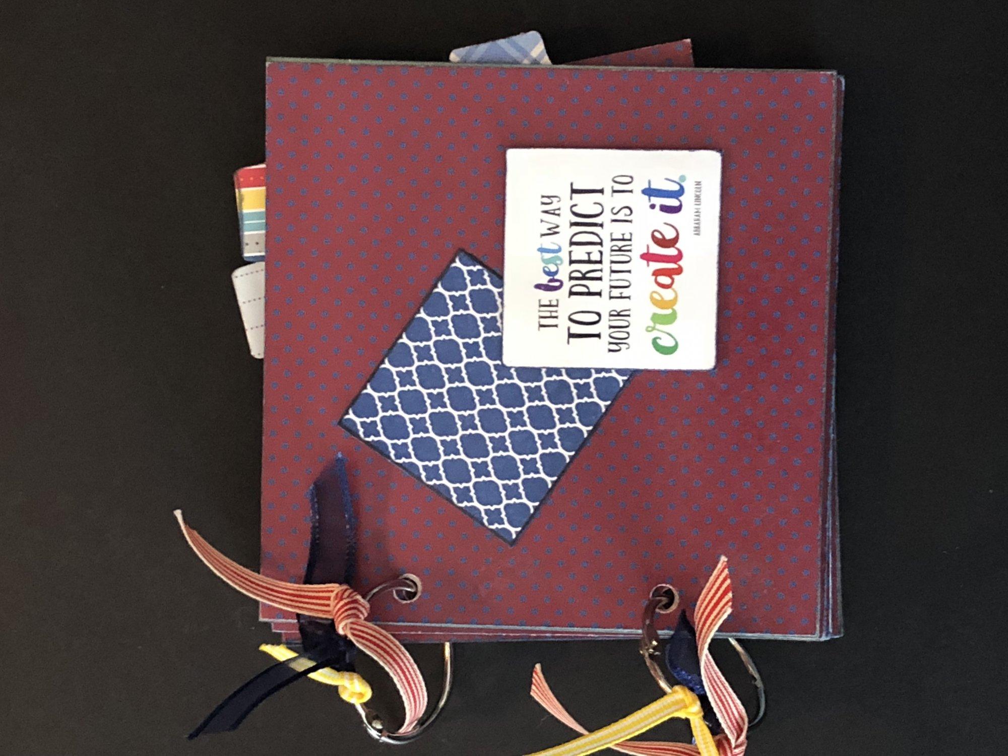 School Mini Album Kit