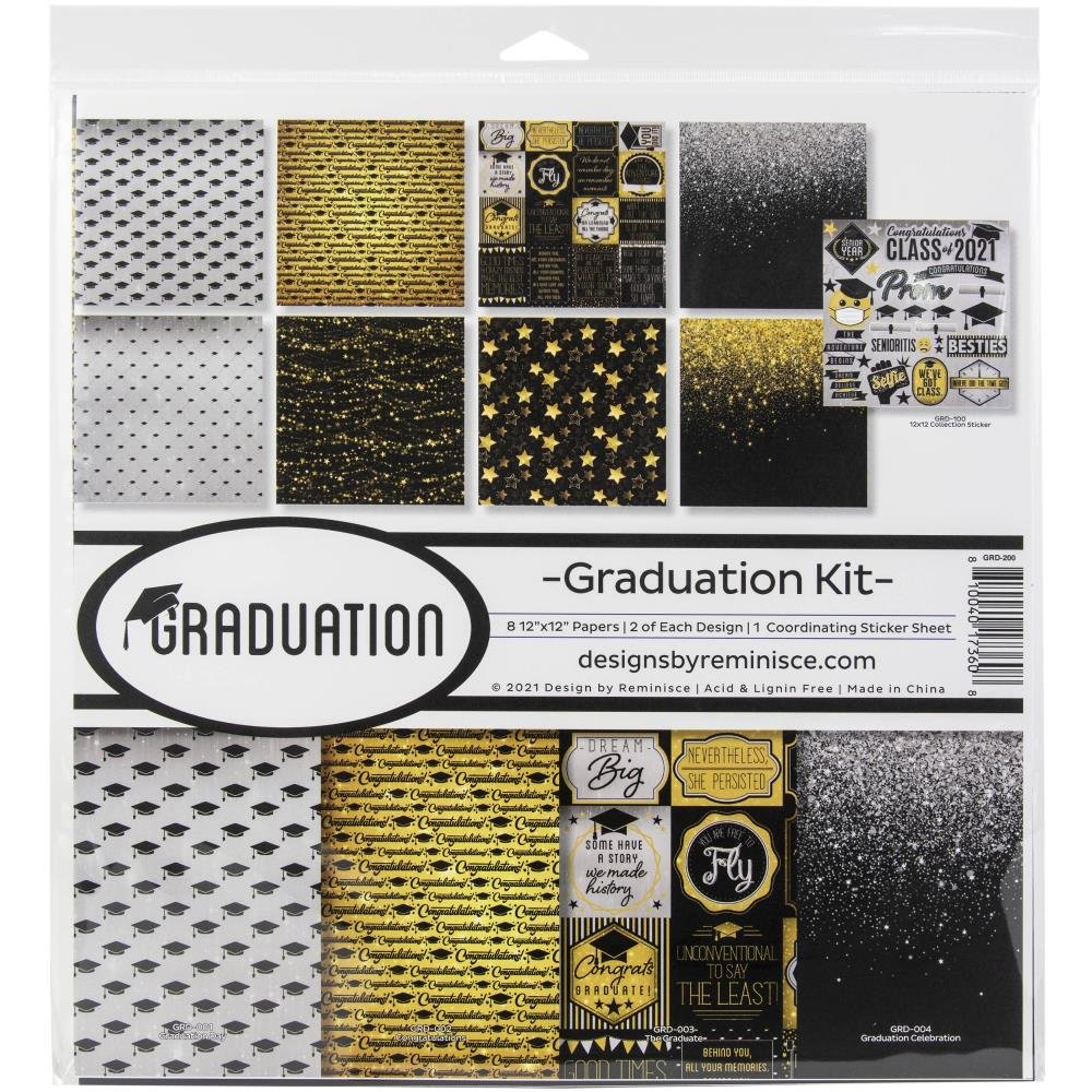 Reminisce Collection Kit 12X12