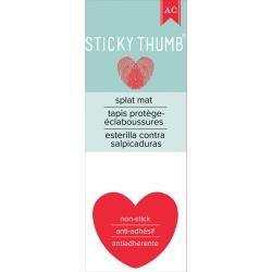 Ssticky Thumb splat mat 18 x 15