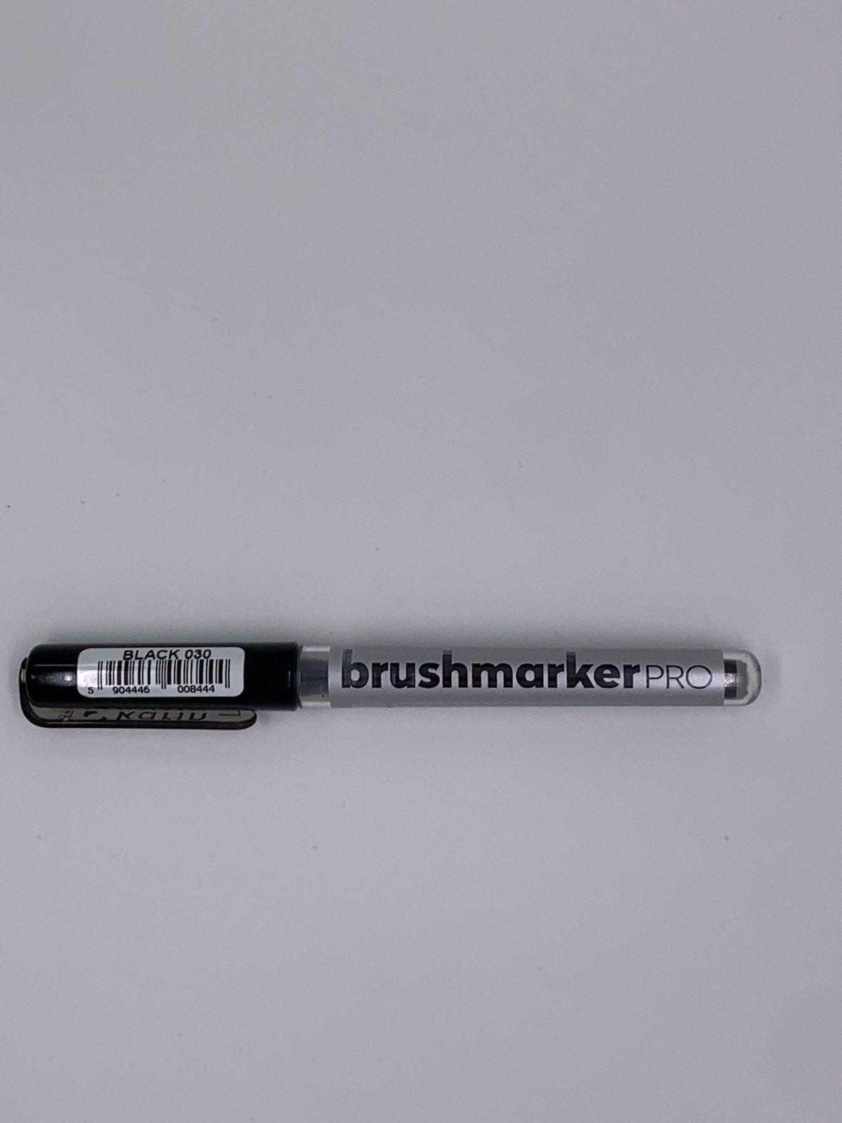 Brushmarker - Black
