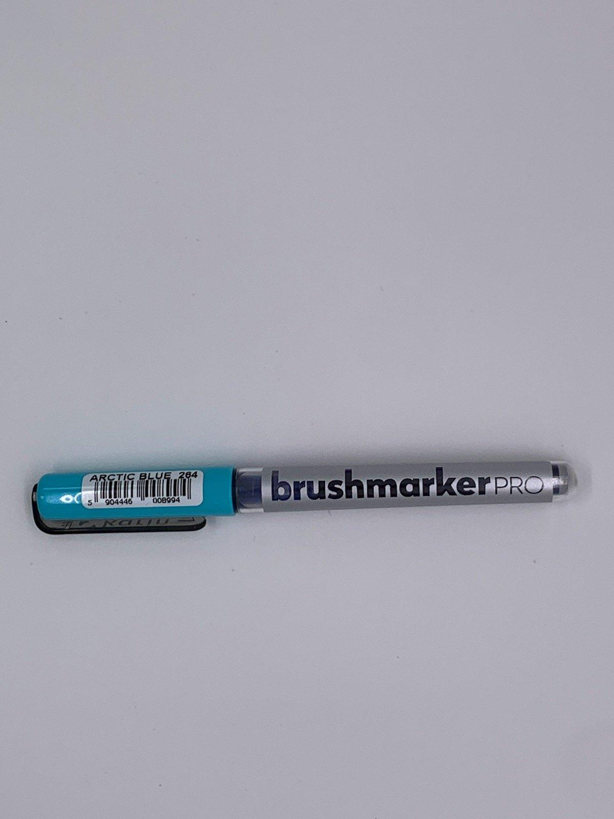Brushmarker - Arctic Blue
