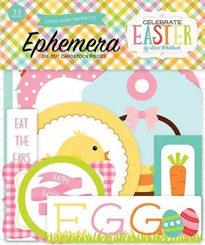Echo Park Celebrate Easter Ephemera