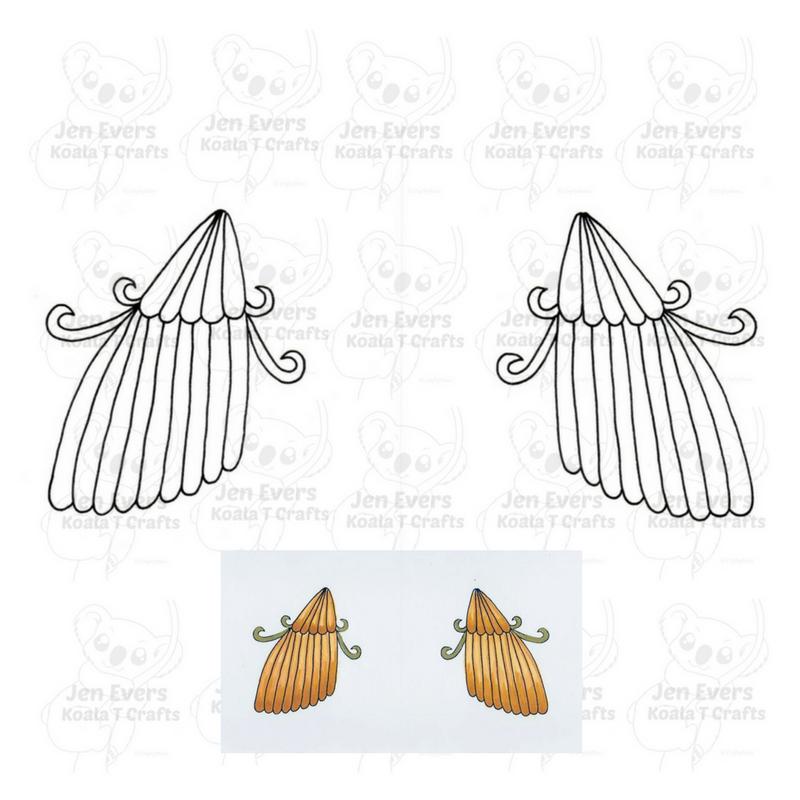 Fairy Wings Digi