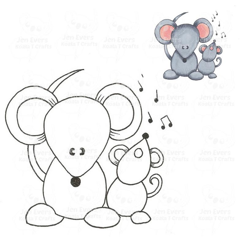 Mice Singing