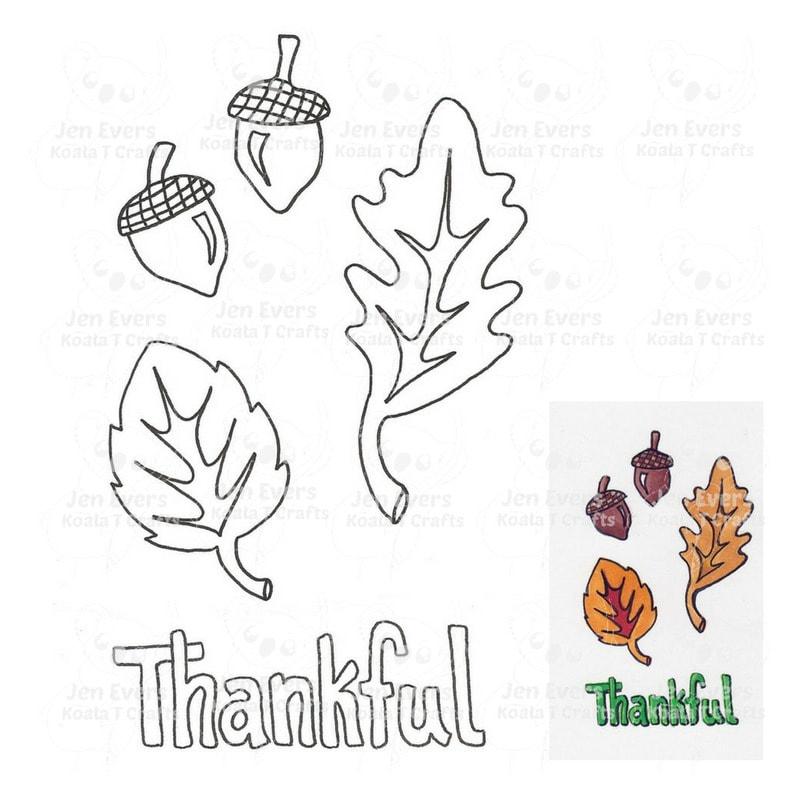 Thankful Set
