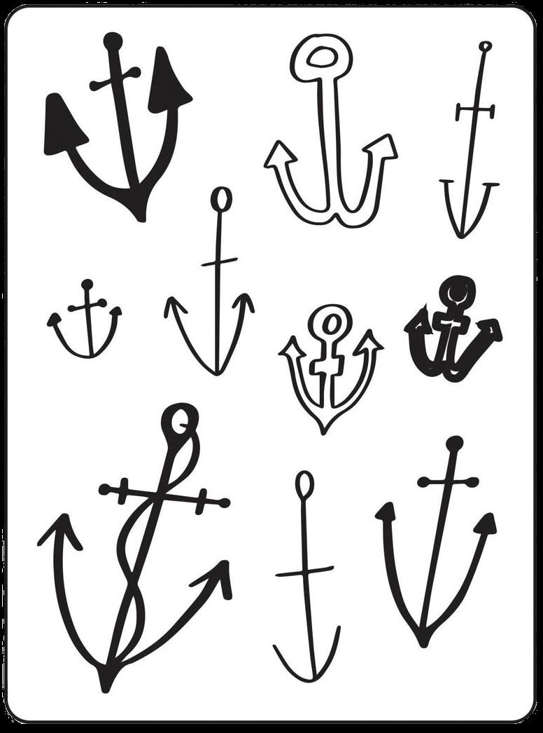 Darice Anchors Embossing Folder