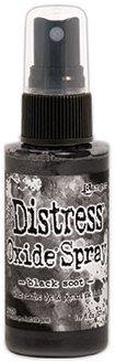 Tim Holtz Distress Oxide Spray Black Soot