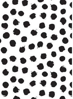 Darice Blot Dot Background Embossing Folder