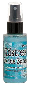 Tim Holtz Distress Oxide Spray Broken China