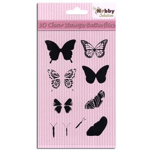 Hobby Solution 3D Buitterflies