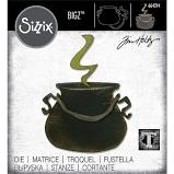 Tim Holtz Cauldron Bigz Die by Sizzix