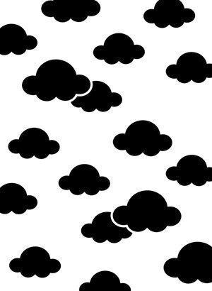 Darice Clouds Background Embossing Folder