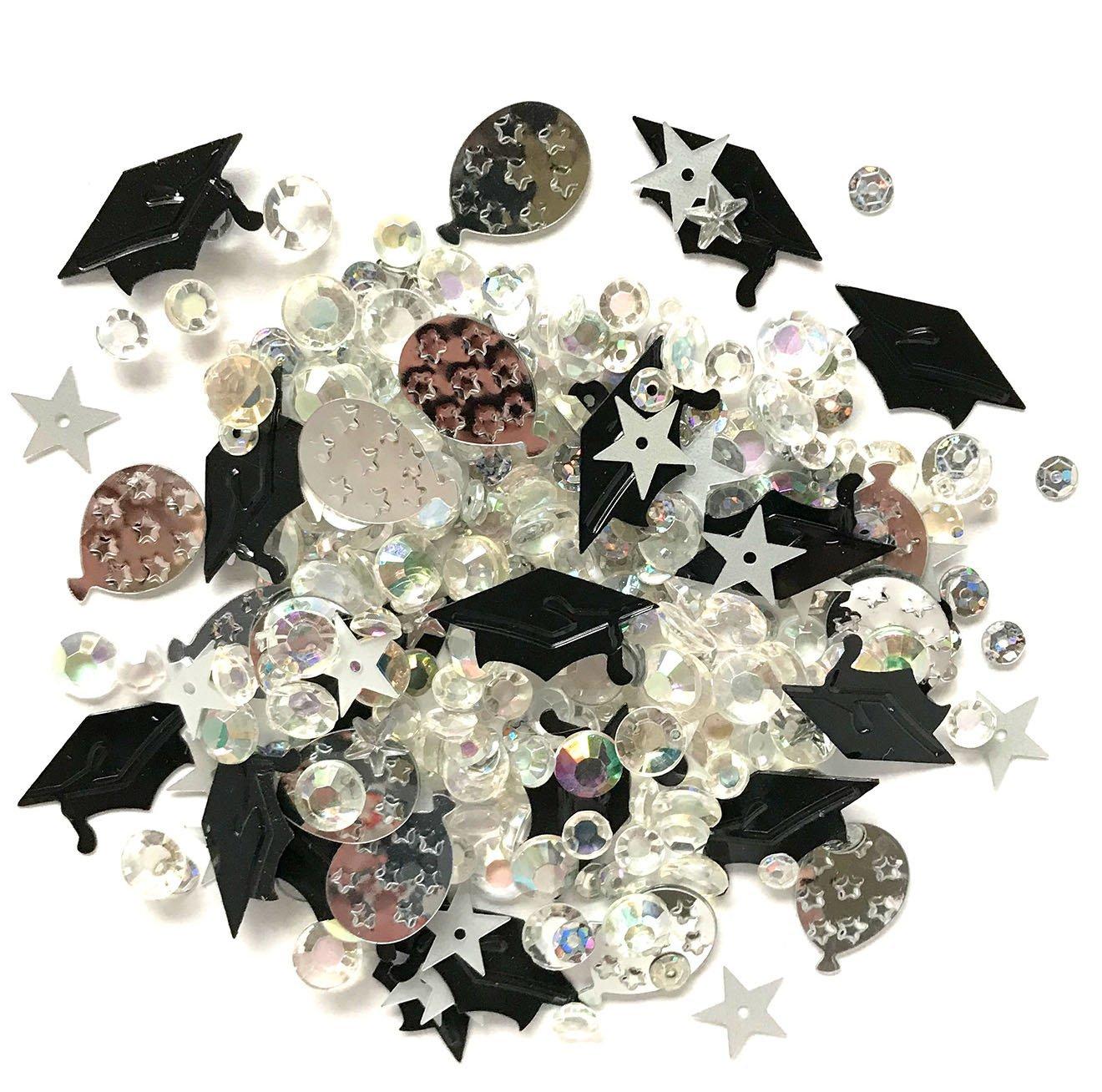 Buttons Galore Sparkletz - Commencement