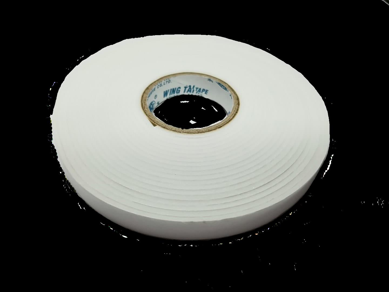Double Sided Super Sticky Foam Tape, 1/2 x 16ft