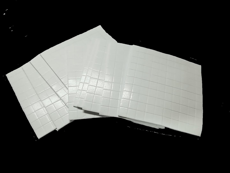 1/4 1000 Foam Squares