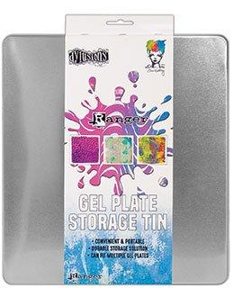 Ranger Gel Plate Storage Tin