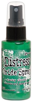 Tim Holtz Distress Oxide Spray Lucky Clover