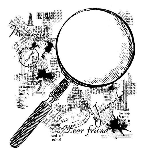 Woodware Magnifying Glass
