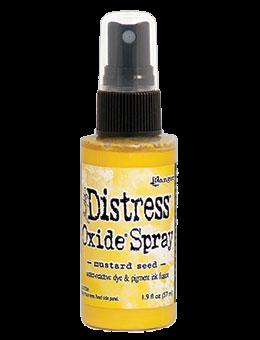 Tim Holtz Distress Oxide Spray Mustard Seed