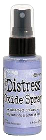 Tim Holtz Distress Oxide Spray Shaded Lilac