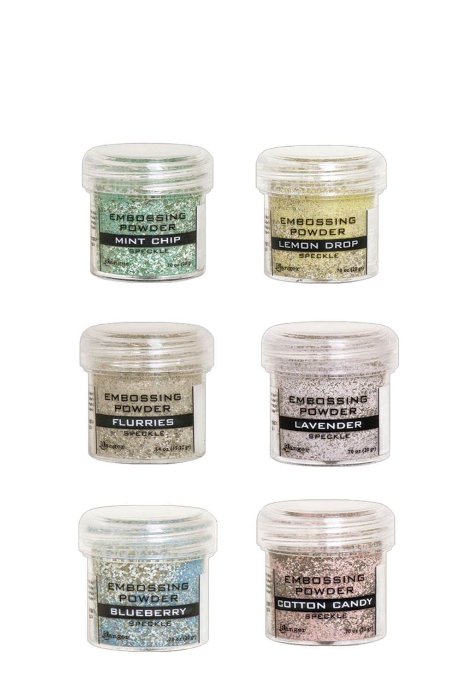 Ranger Embossing Powder Sparkle Set - 6 colors