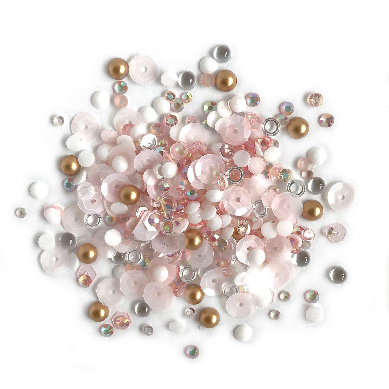 Buttons Galore Coral Coast Sparkletz