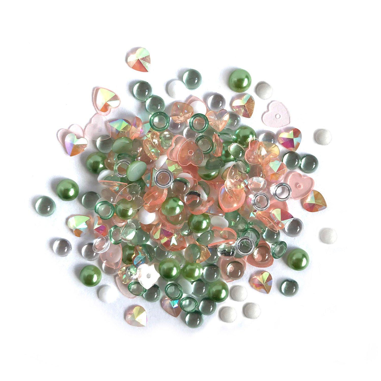 Buttons Galore Sparkletz - Cactus