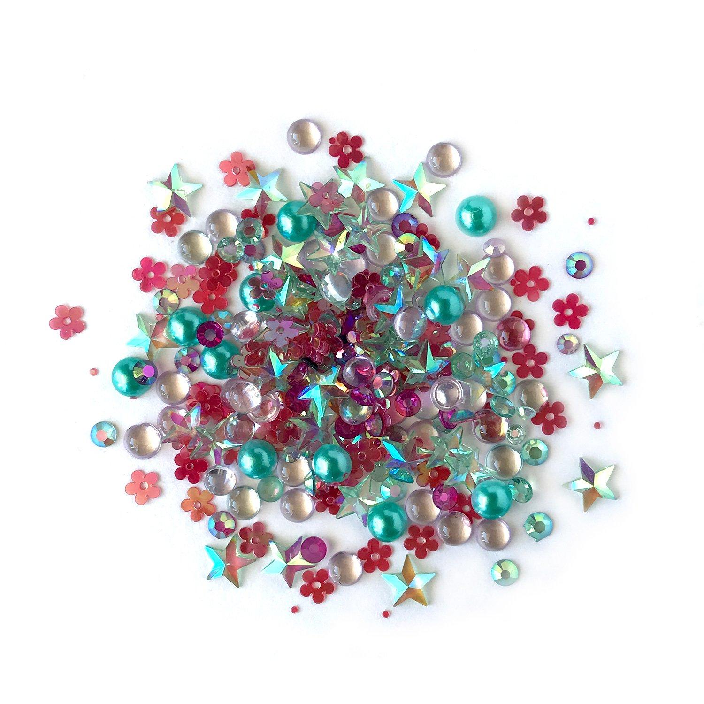 Buttons Galore Sparkletz - Aloha