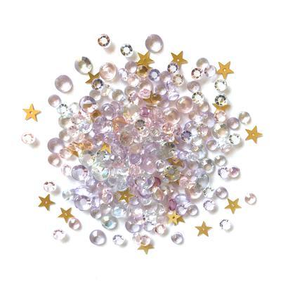 Buttons Galore Sparkletz - Winter Wishes