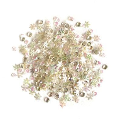 Buttons Galore Sparkletz - Fun flurries