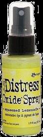 Tim Holtz Distress Oxide Spray Squeezed Lemonade