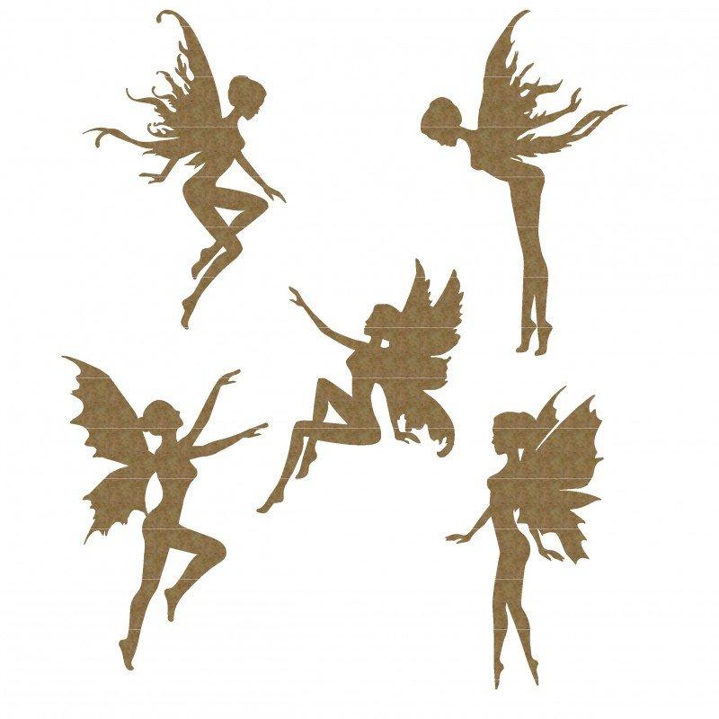 Creative Embellishments Tiny Fairies