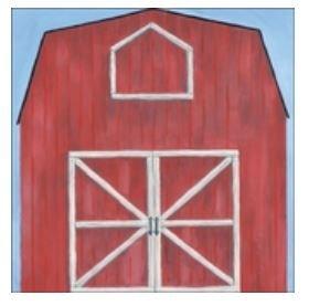 4H-Red Barn