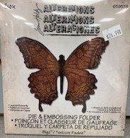 Tim Holtz-Butterfly die
