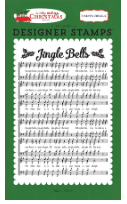 Carta Bella Jingle Bells Stamp