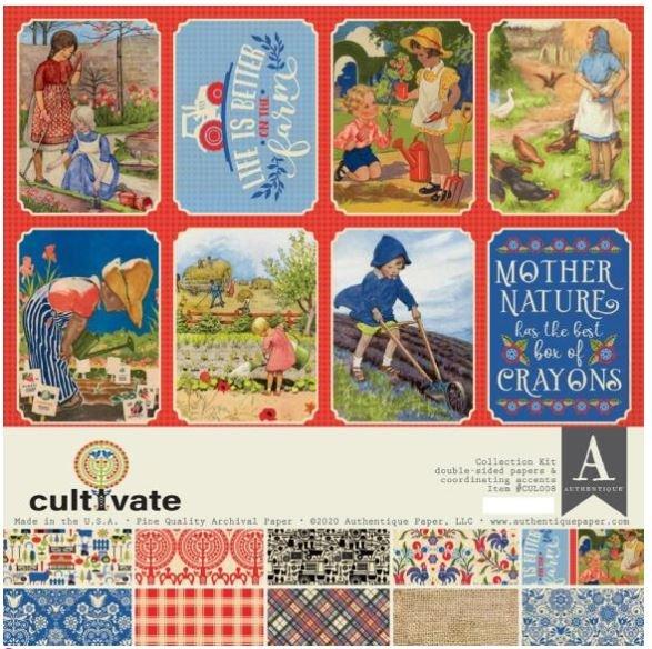 Authentique Cultivate Collection Kit
