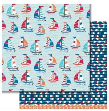 Sail Away Paper