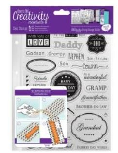 Design Objectives-Male Family Stamp