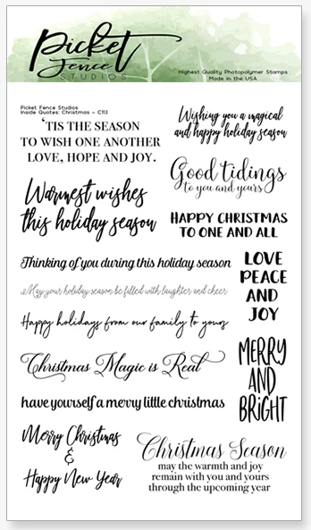 Inside Quotes Christmas