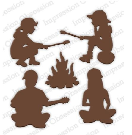 Campfire Family Die