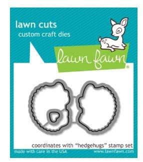 Lawn Fawn-Hedgehugs Die