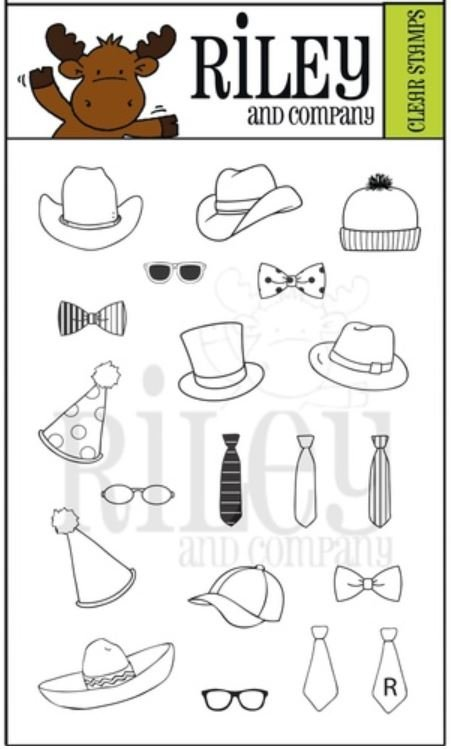 Riley Hats Stamps