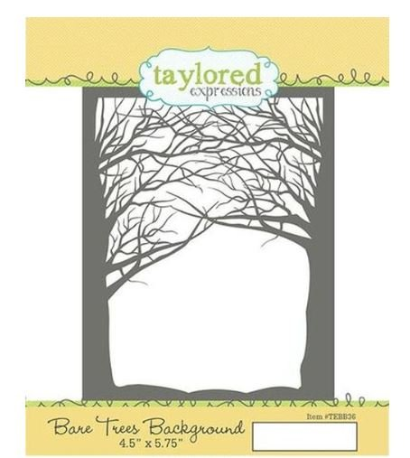 Bare Trees Background
