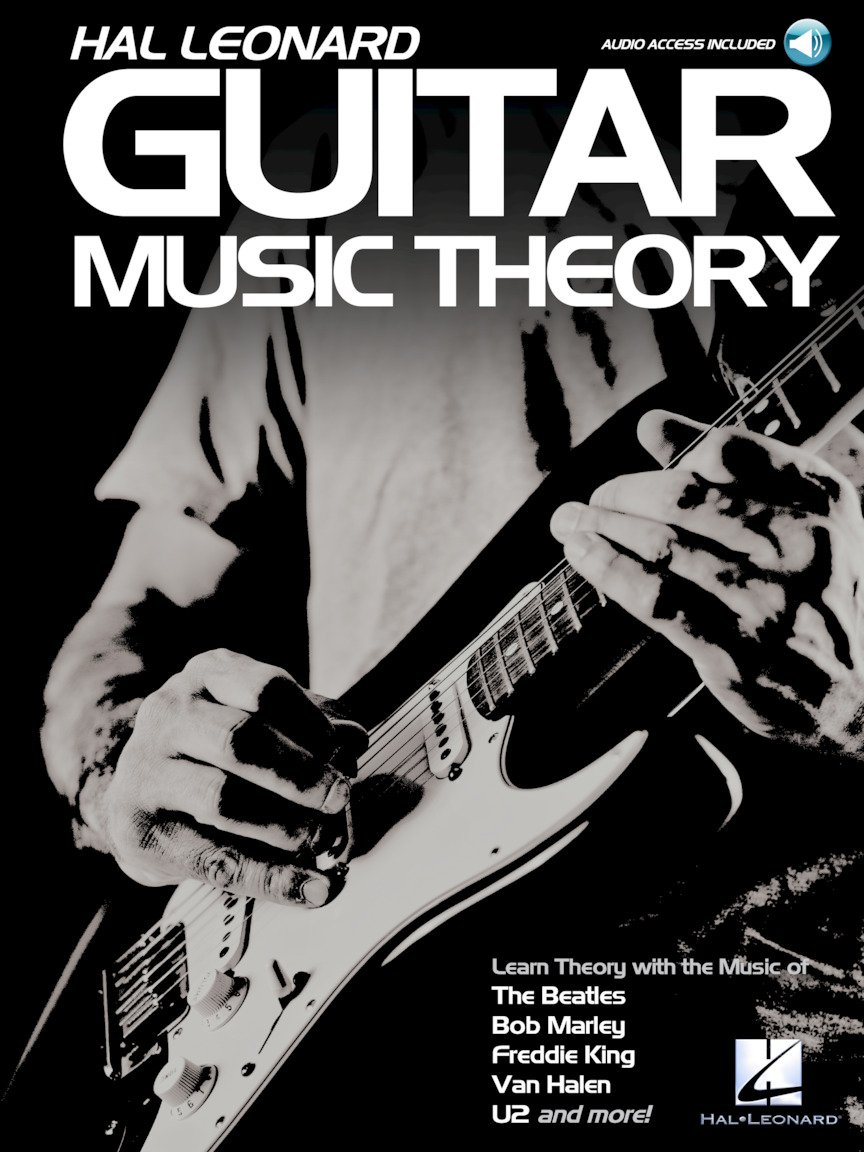 Hal Leonard Tab Guitar Music Theory Book