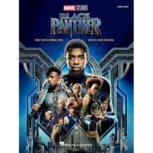 Black Panther Piano Solo