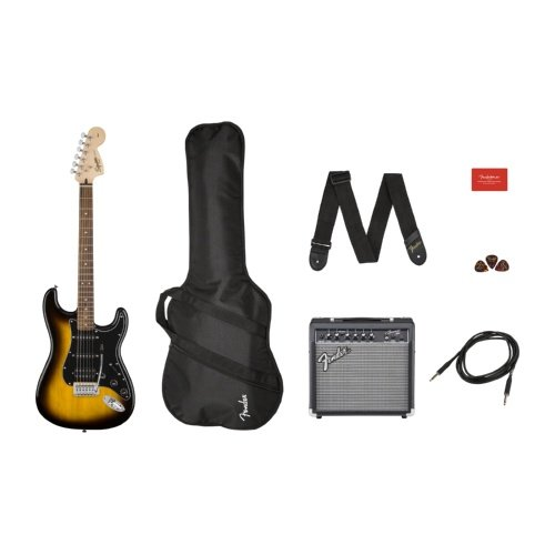 Squier Affinity Series Stratocaster Hss Pack