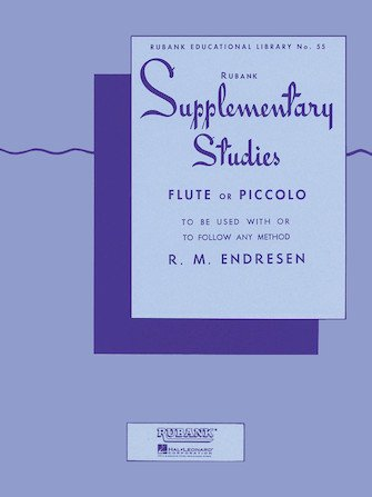 Rubank Supplementary Studies Flute/piccolo